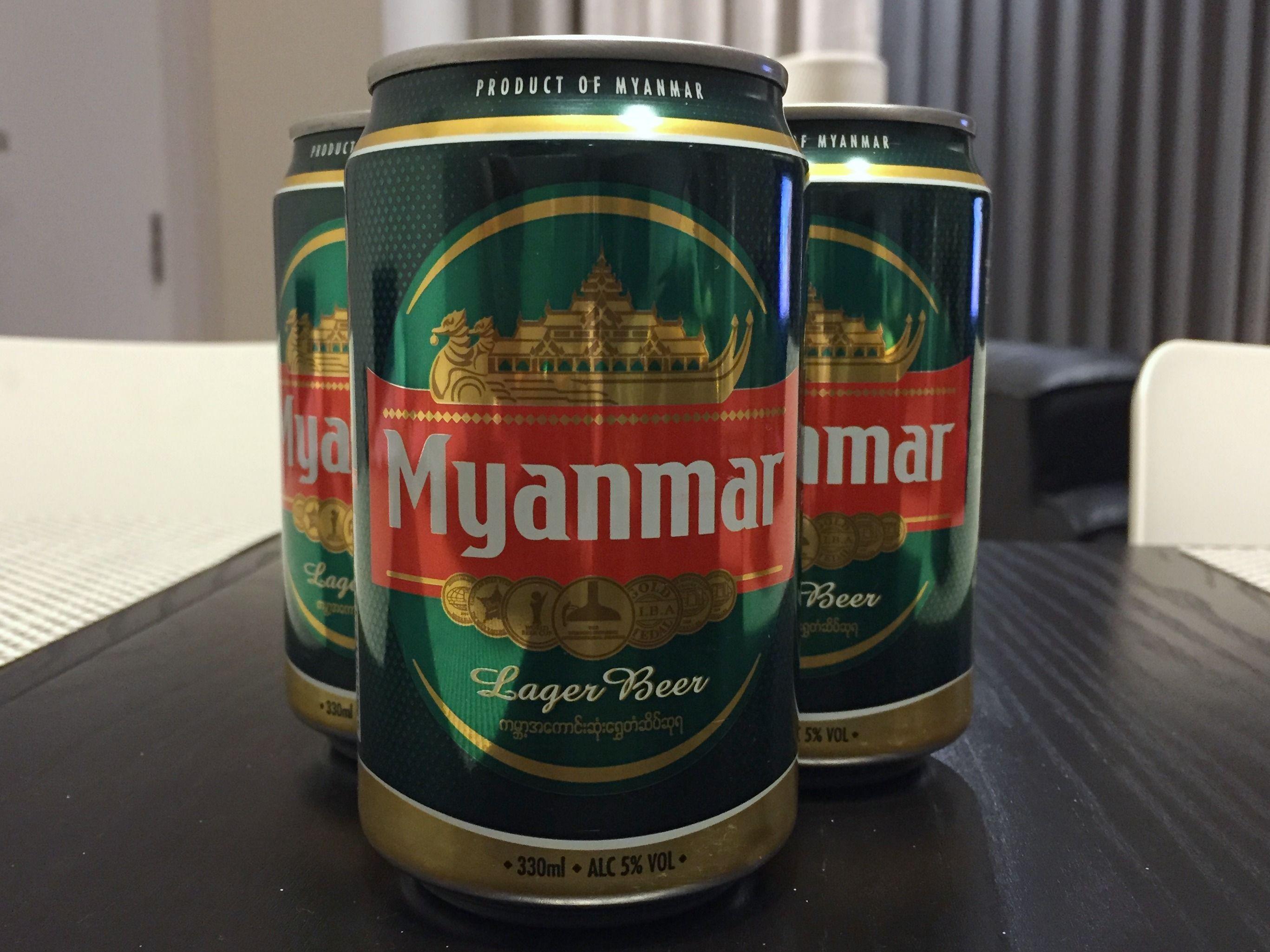 ミャンマー人の飲酒量