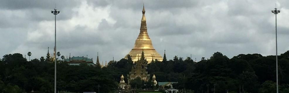 ミャンマーで暮らします