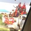 NLDのトラック軍団参上