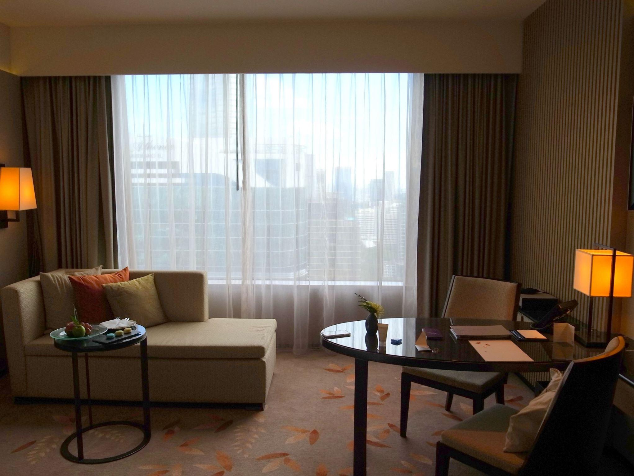 バンコク滞在時におすすめしたい、「オークラ プレステージバンコク Okura Hotels & Resorts」 -2-