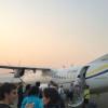 ミャンマー国内線の主流旅客機、ターボプロップ双発旅客機 ATR 72