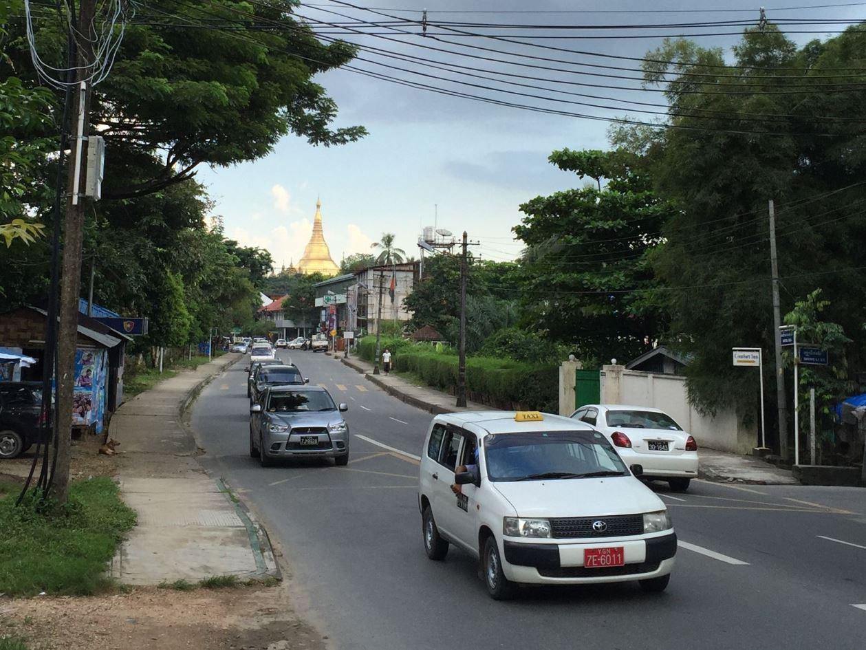 ヤンゴン空港からのタクシー料金を下げる簡単な方法