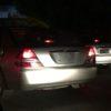 ヤンゴンではクルマのナンバープレートが無いのを良く見かける。。。