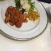 ヤンゴンのフジレストラン(Fuji Restaurant)で食事