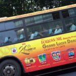 ヤンゴンで「フォロミー」??