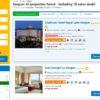 ヤンゴンのホテル料金が安くなっていますね