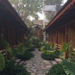 シッポー(Hsipaw)で泊まった宿、「Tai House Resort」