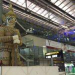 個人的に一番利用している空港、バンコク・スワンナプーム国際空港